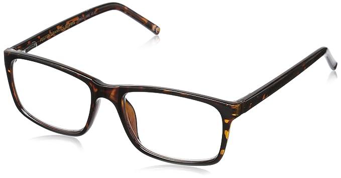 80753fcc9fc Foster Grant Eyezen Digital Glasses - Oliver 1017232-060.Com Square  Readers  Amazon.in  Shoes   Handbags