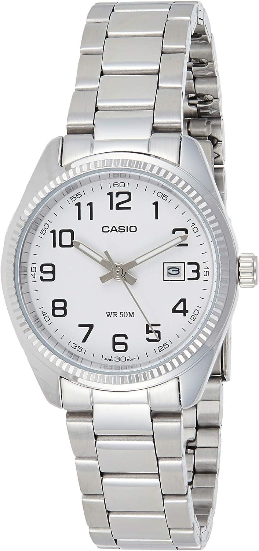 Casio 10-Easy - 1302D Quartz Cheap sale Watch-W Analogue 7B-Classic-Women's Our shop OFFers the best service