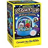 Creativity for Kids Light-Up Water Globe Craft Building Kit for Kids