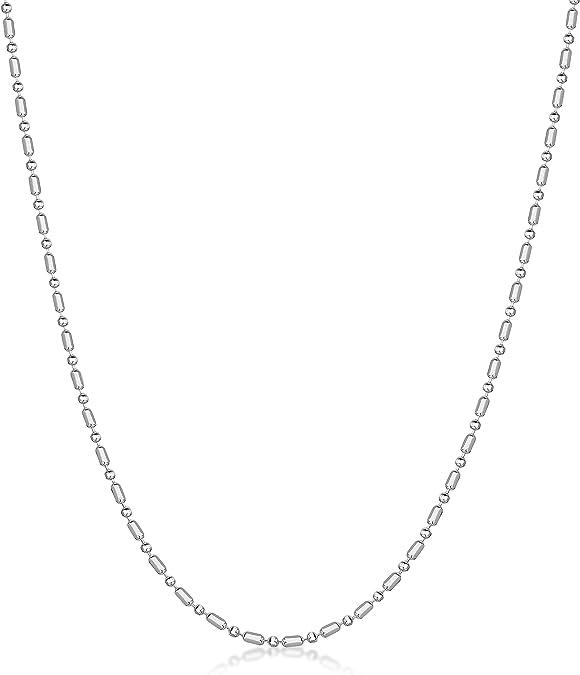 Colgante rectangular cl/ásico Amberta Plata de ley 925 con /ámbar b/áltico