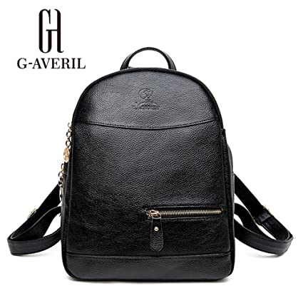 (G-AVERIL Backpack high Quality Practical Fashion Leisure Multipocket  Europe and America High- 702a504997fe