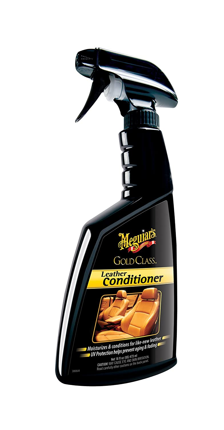 Amazon Com Meguiar S Gold Class Leather Conditioner Give Your