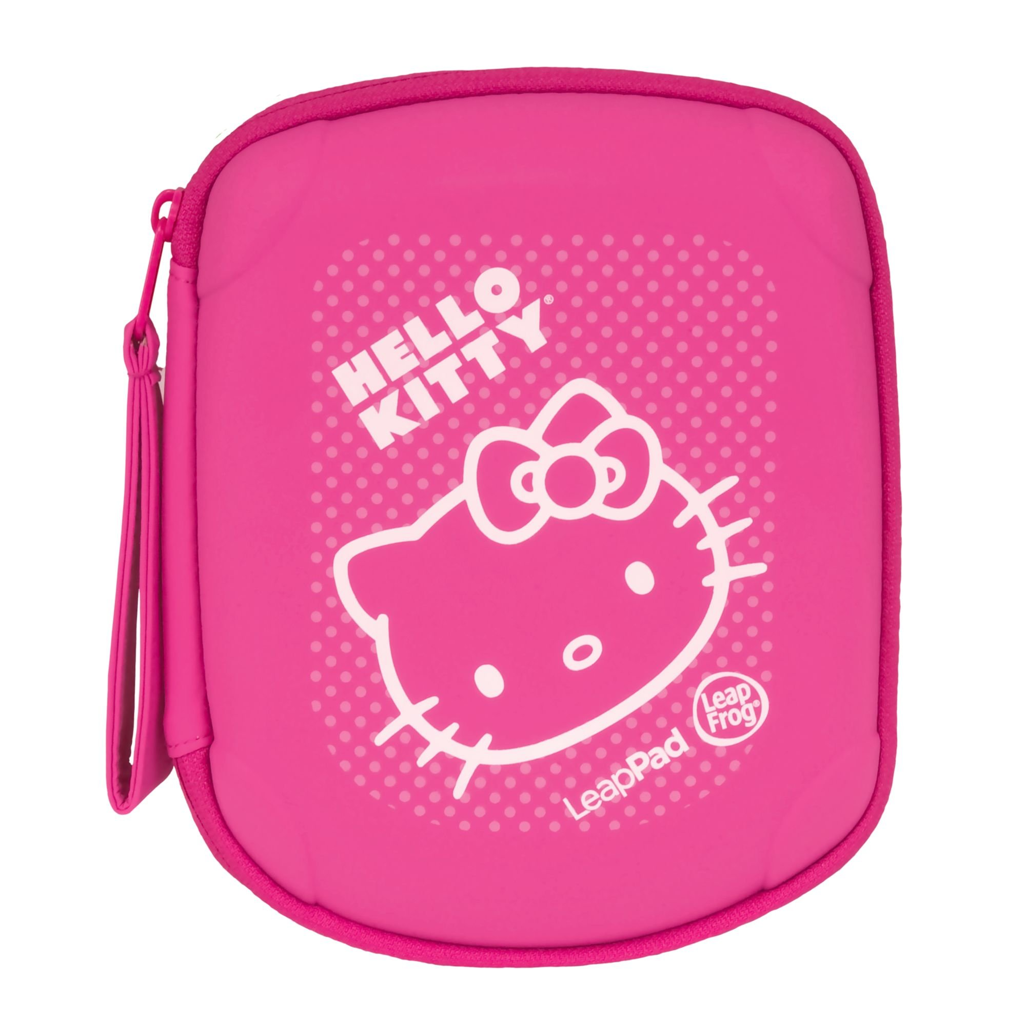 LeapFrog LeapPad Hello Kitty Carrying Case (Works LeapPads 1, 2 3)