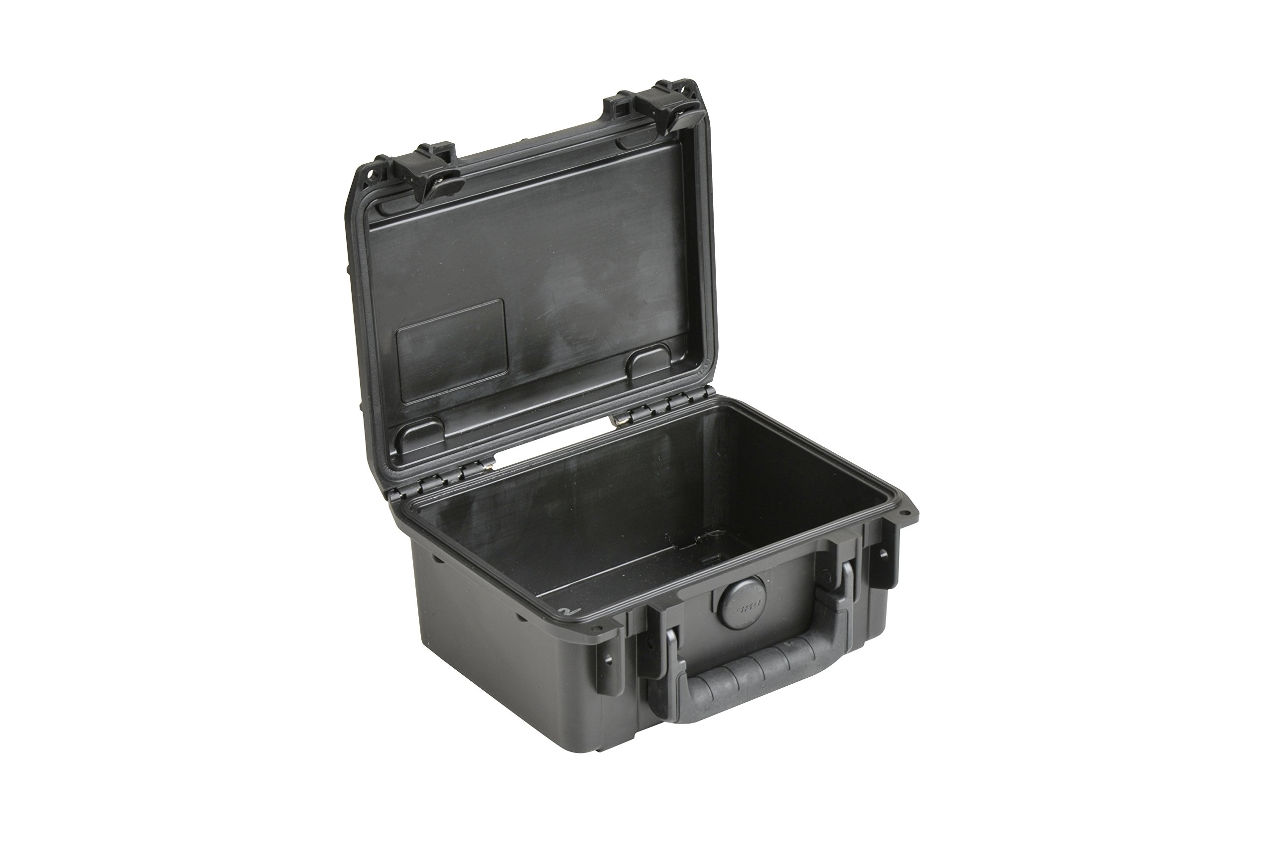 SKB 3I-0806-3B-E Water Tight Case with Micro Latch Empty