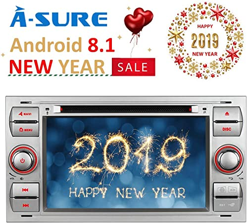 A Sure 7 Android 8 1 8 0 2gb Ram Autoradio Dvd Gps Elektronik