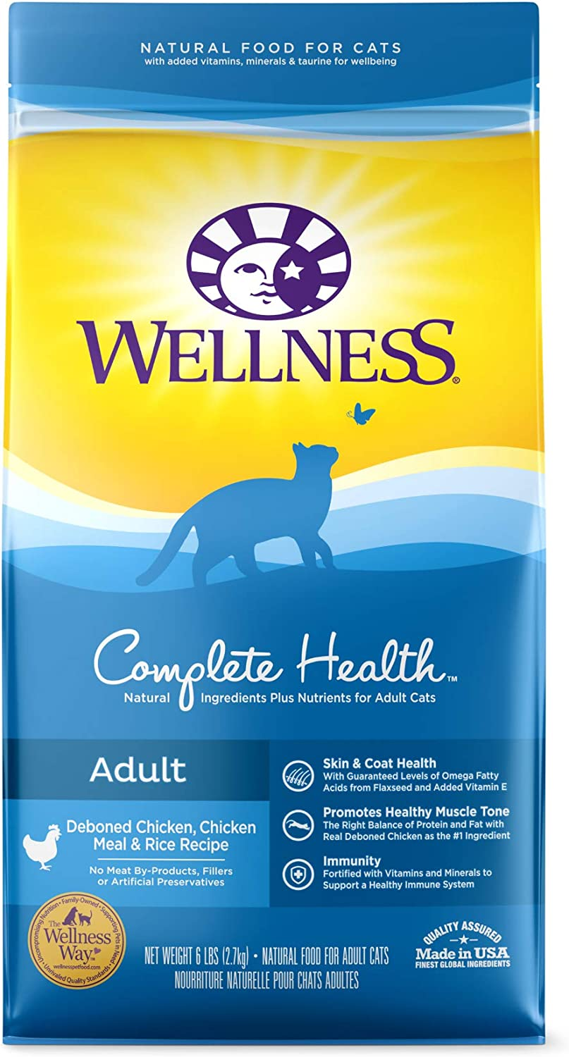 Complete Health Grained Dry Cat Food