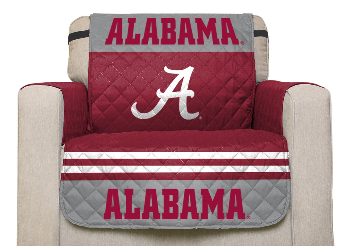 Amazoncom NCAA Alabama Crimson Tide Chair Reversible Furniture