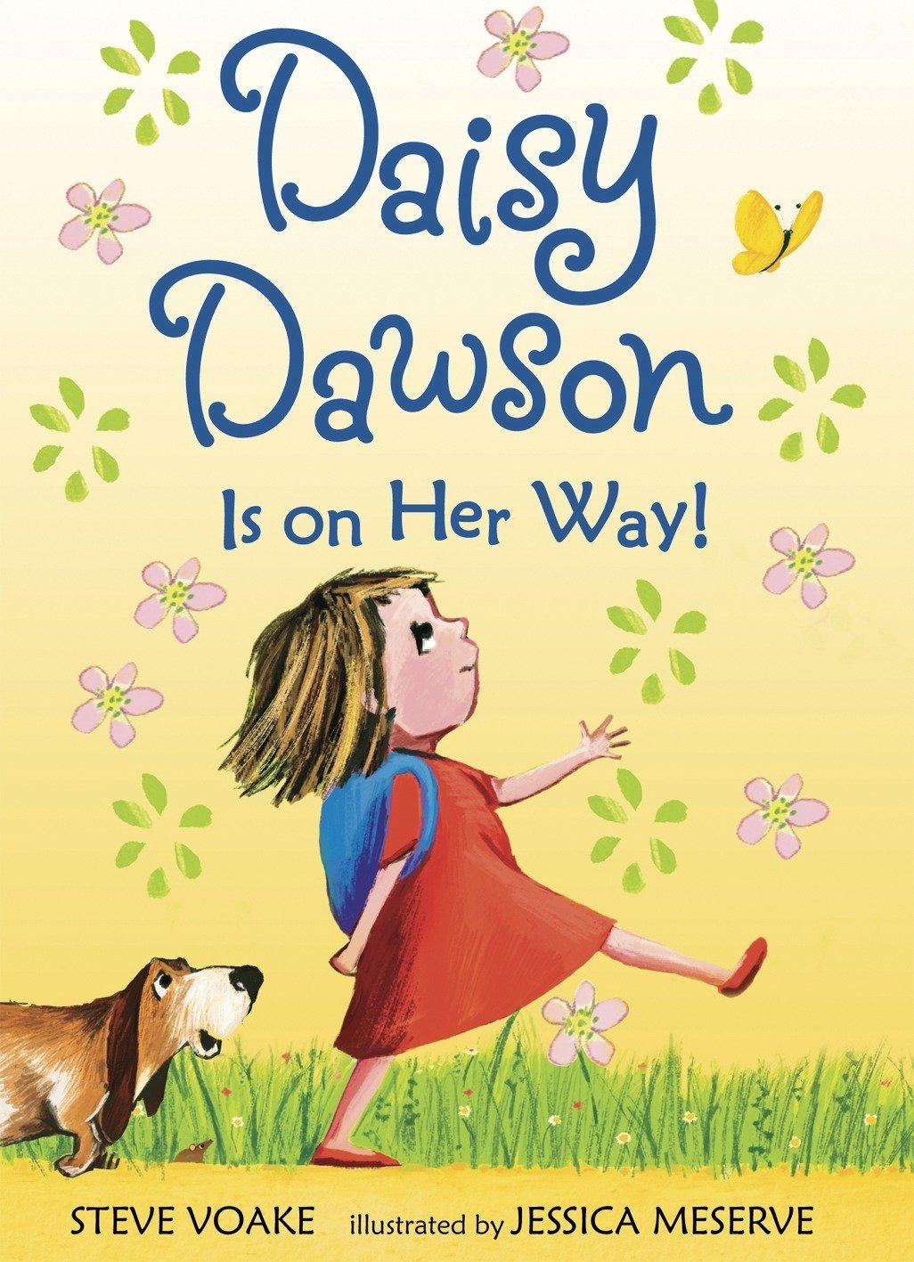 Amazon.com: Daisy Dawson Is on Her Way! (9780763642945): Steve Voake,  Jessica Meserve: Books