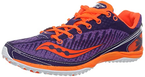 Saucony Women's Kilkenny XC5 Cross Country Shoe,Purple