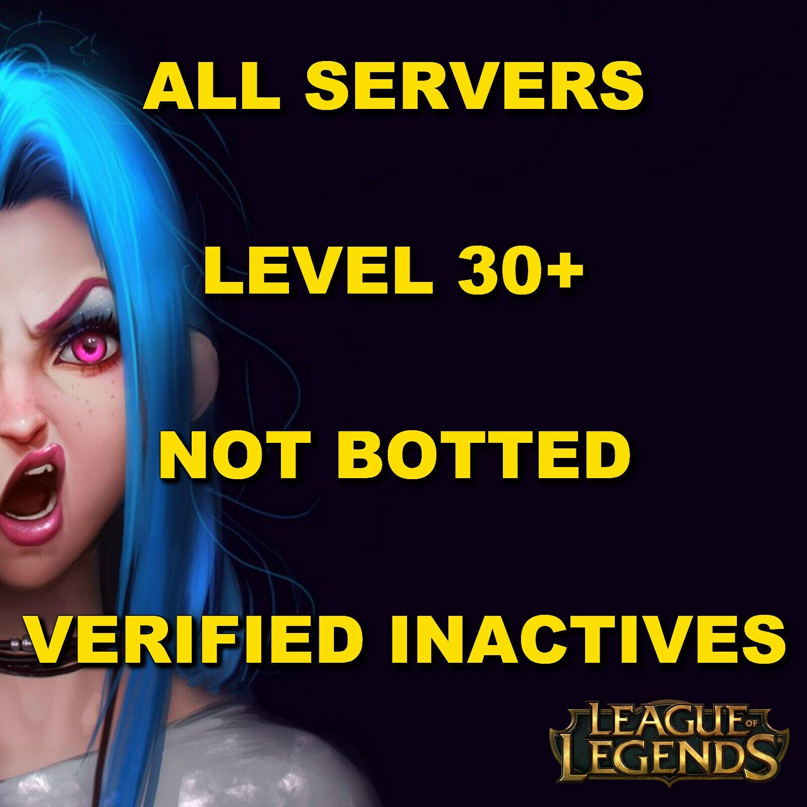 League of Legends Account | Unranked | NA | Level 30 | Unranked 80+  Champions