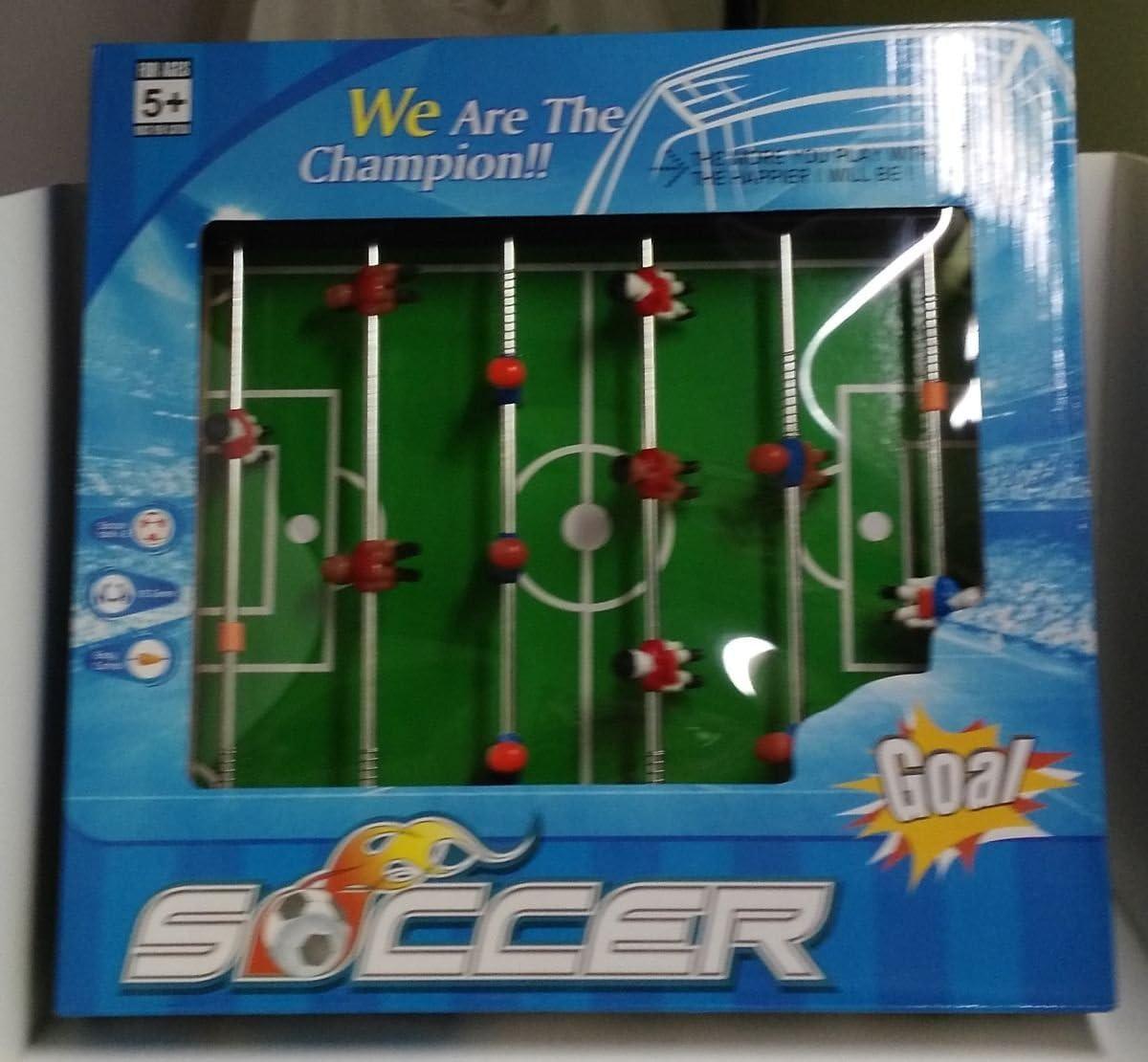 FUTBOL DE MESA, FUTBOLIN PARA NIÑOS: Amazon.es: Juguetes y juegos