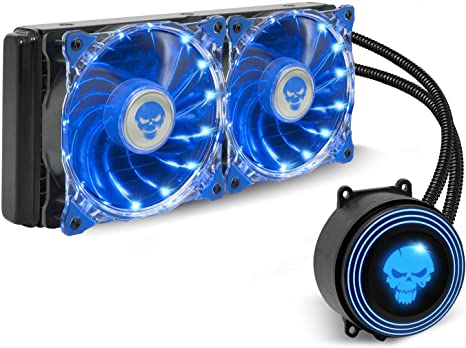 Spirit Of Gamer Watercooling Kit Liquidforce 240 - para ...