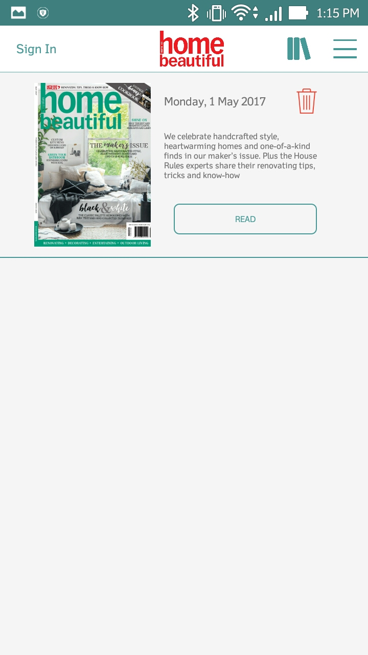 Home Beautiful Australia Appstore For Android