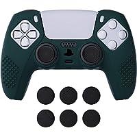eXtremeRate PlayVital PS5 Controller kılıfı, Case ergonomik koruma kılıfı, tutamaklar kaplama, DualSense Playstation 5…