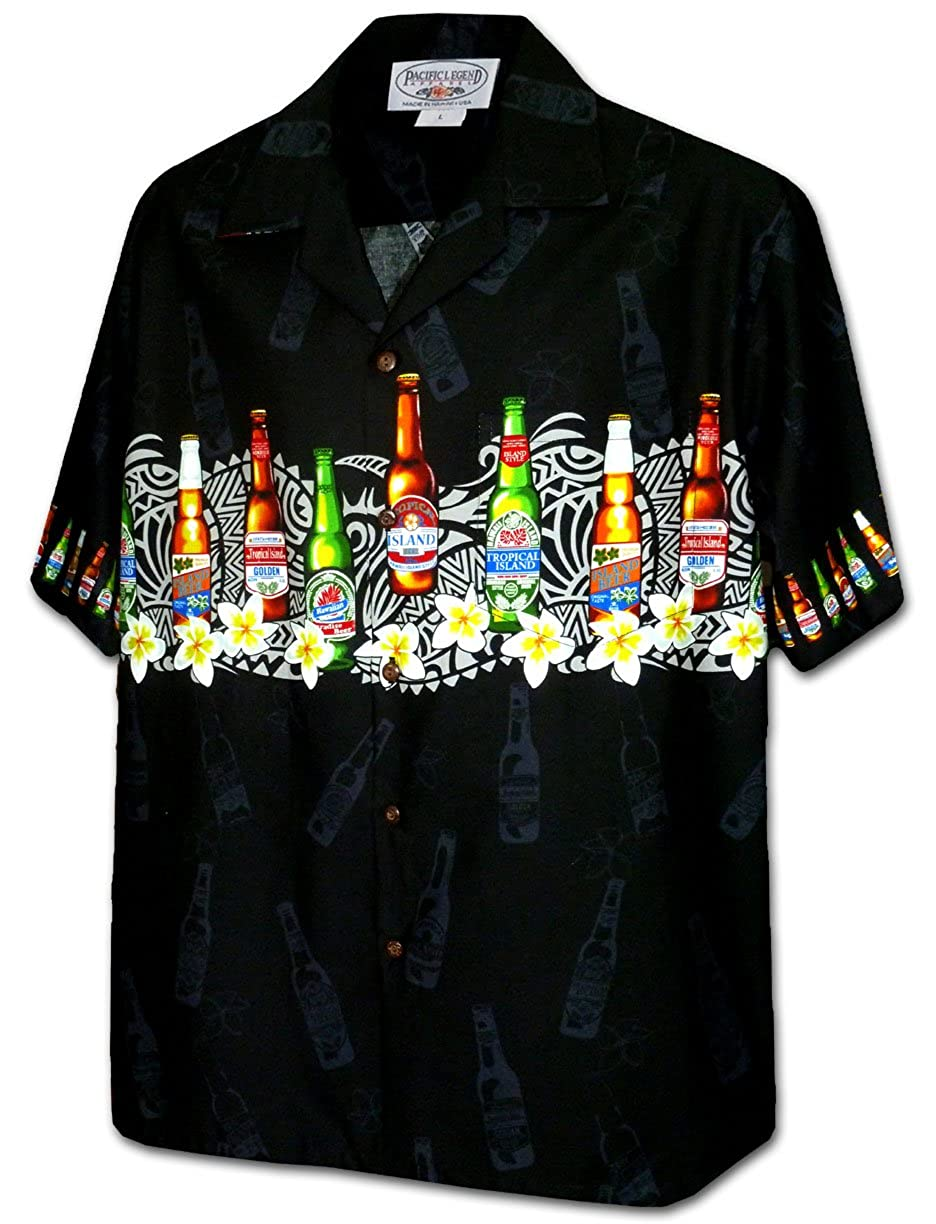 913d640c1 Authentic Hawaiian Shirt Matching Pocket Genuine Coconut Shell Buttons Cool  and Comfortable Made in Hawaii