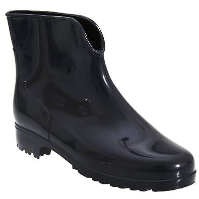StormWells - Botines de Agua de Paseo Estilo Wellington para Mujer: Amazon.es: Zapatos y complementos