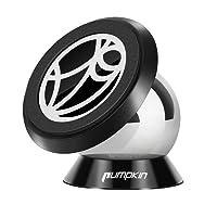PUMPKIN Handyhalterung Auto Magnet Universal KFZ Handyhalter einstellbar für iPhone X, iPhone 8, iPhone 7, iPhone 6, Samsung Galaxy S8/ S7/ S6 und alle Handys