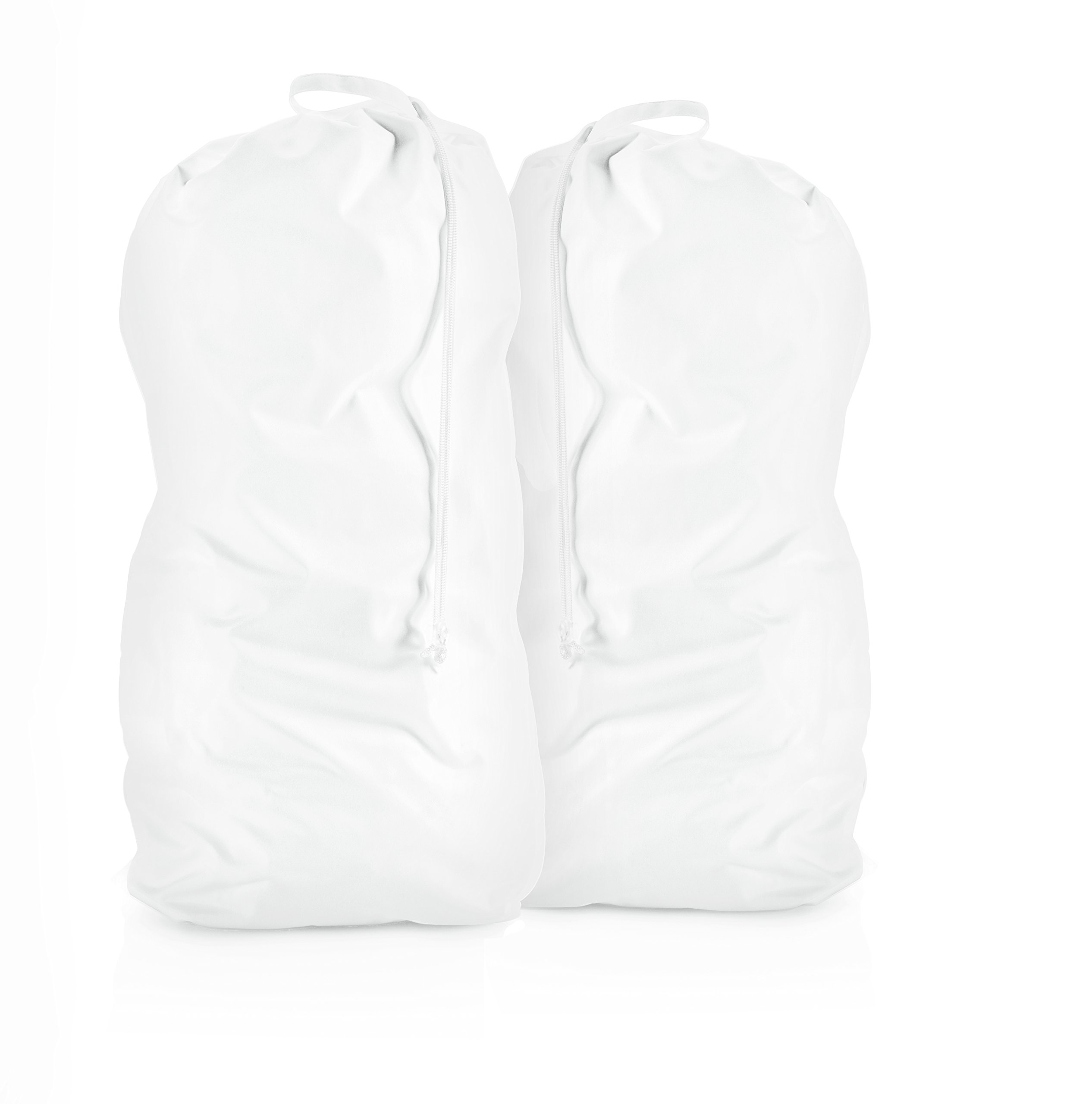 Ubbi Twin Pack Cloth Diaper Pail Liner, White