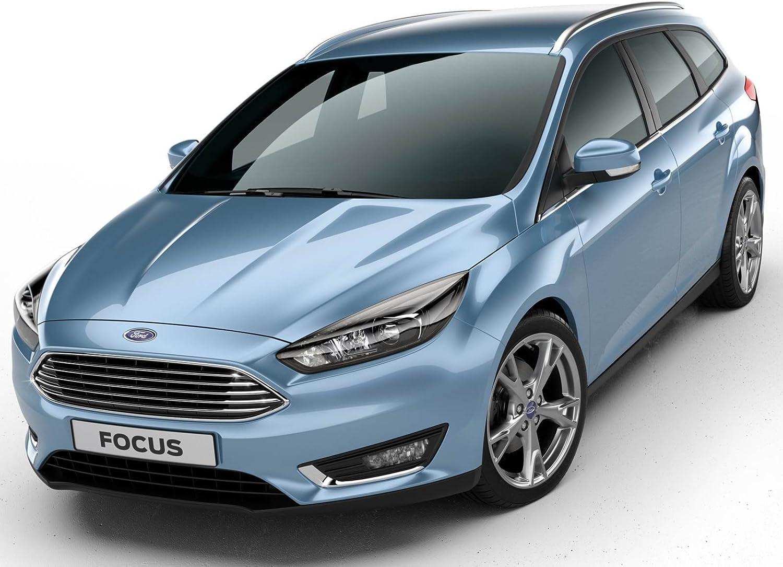 Auto Dachträger Viva 2 Aus Aluminium Für Focus Sw Ab Baujahr 2014 Auto