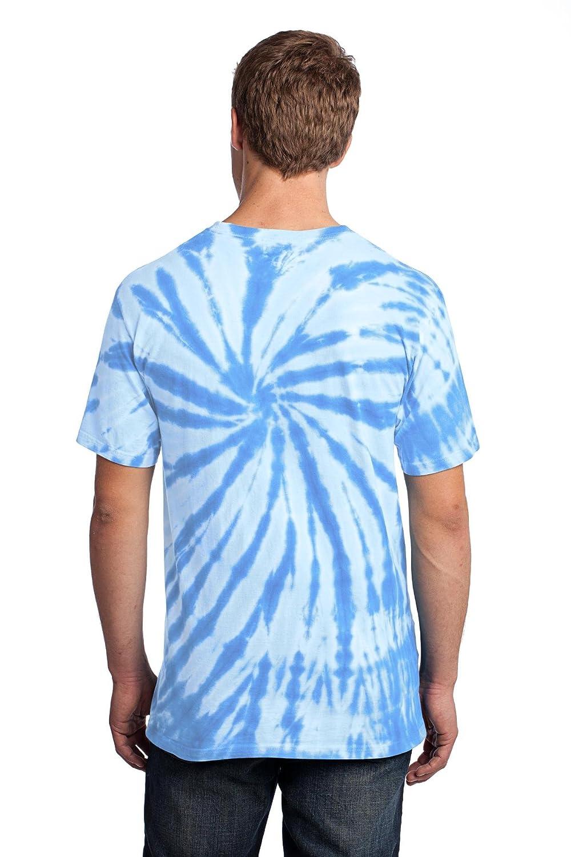 Port /& Company Camiseta de Atar Esencial PC147