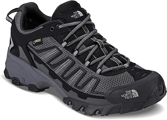 The North Face Mens Ultra 109 GTX Hiking Shoe Tnf Black/Dark Shadow Grey - 7 D(M) US