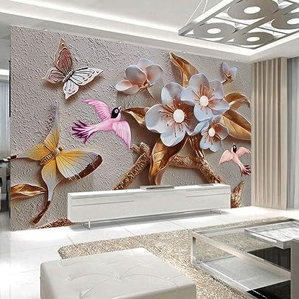 Sucsaistat Tapete Wandbild 3D Fototapete Wohnzimmer 3D ...