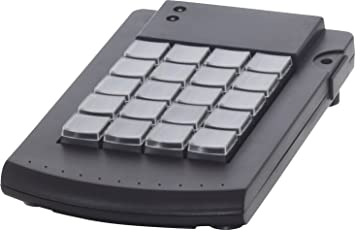 Expertkeys EK-20 Teclado USB programable libremente: Amazon ...