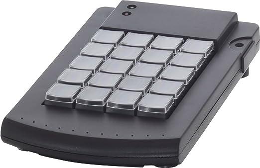 2 opinioni per Expertkeys EK-20- Tastiera programmabile con 20 tasti programmabili