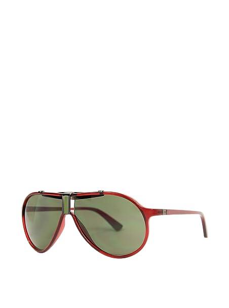 Calvin Klein Gafas de Sol CK-3111S-266 Rojo: Amazon.es: Ropa ...