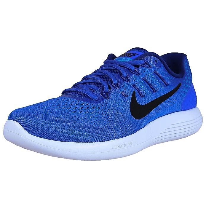 reputable site c2667 881da Nike Homme AA8676-400 Chaussure de Course pour Homme Lunarglide 8 Racer  Bleu Noir AA8676-400 (6 D(M) US) 39.5 EU  Amazon.fr  Chaussures et Sacs