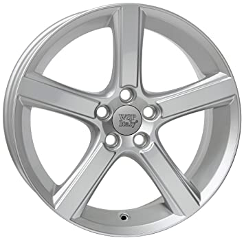 1 alloy wheels volvo nord 18 oem part n 307600528 amazon co uk Volvo V50 Wagon 1 alloy wheels volvo nord 18 quot oem part