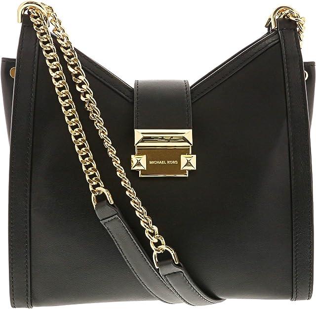 Michael Kors Whitney Small Leather Shoulder Bag
