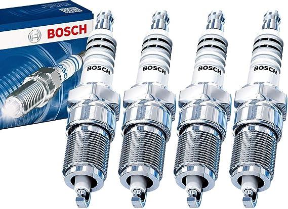 4x Original Bosch ZÜndkerzen Bosch Kerzen 0 242 229 724 ZÜndkerze Fqr8de Auto