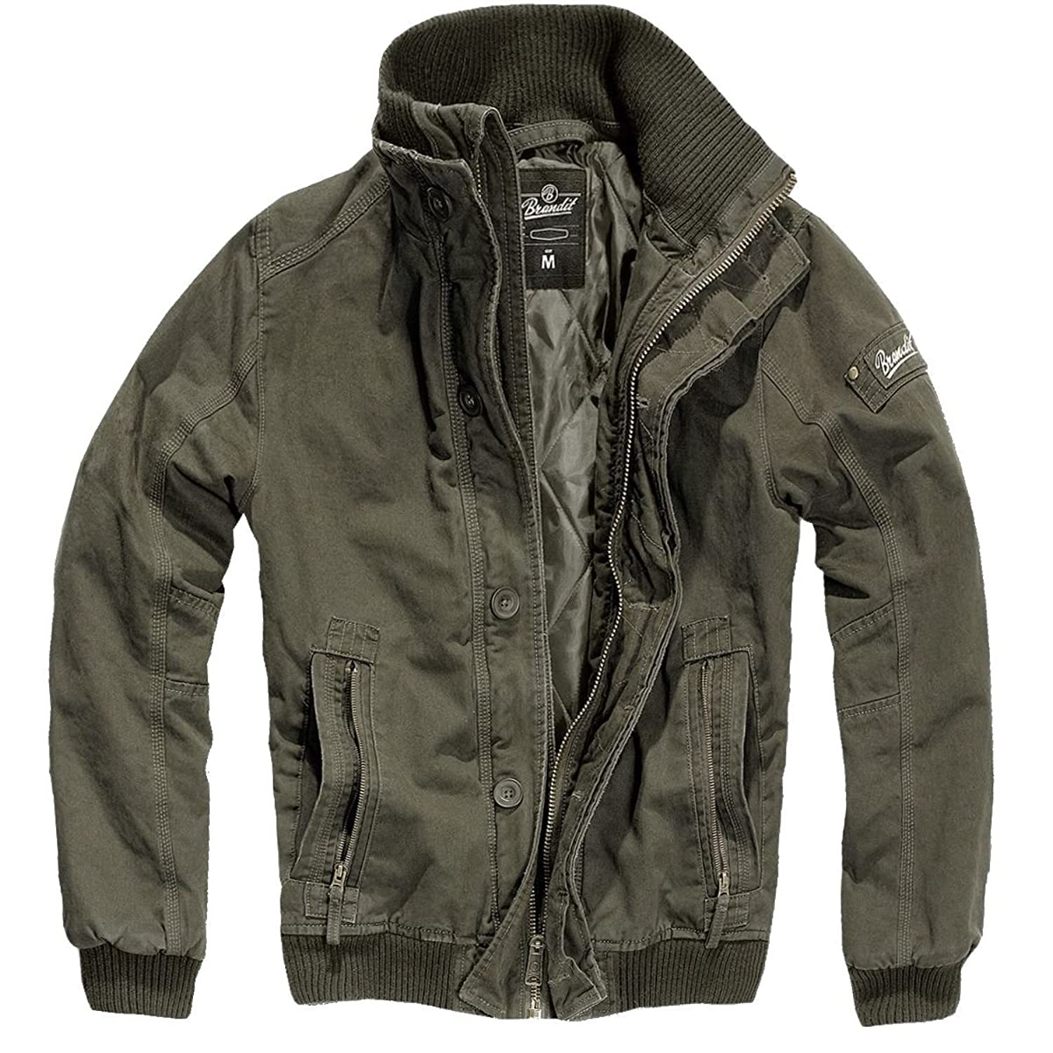 Brandit Herren Jacke Pike Road Outdoorjacket