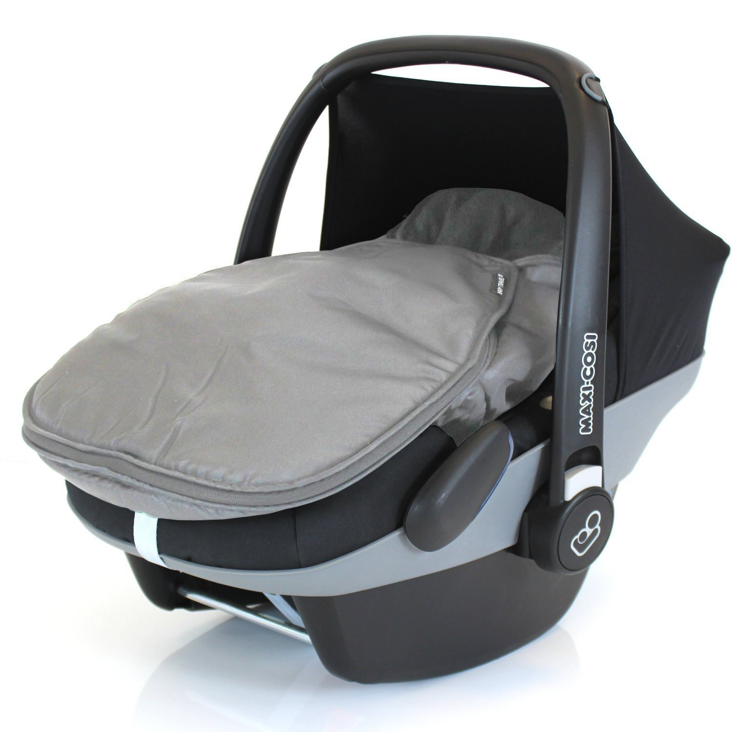 Carseat Footmuff Fits All Car Seats Cabrio, Graco, Pebble, Chicco, Cosatto Baby Travel