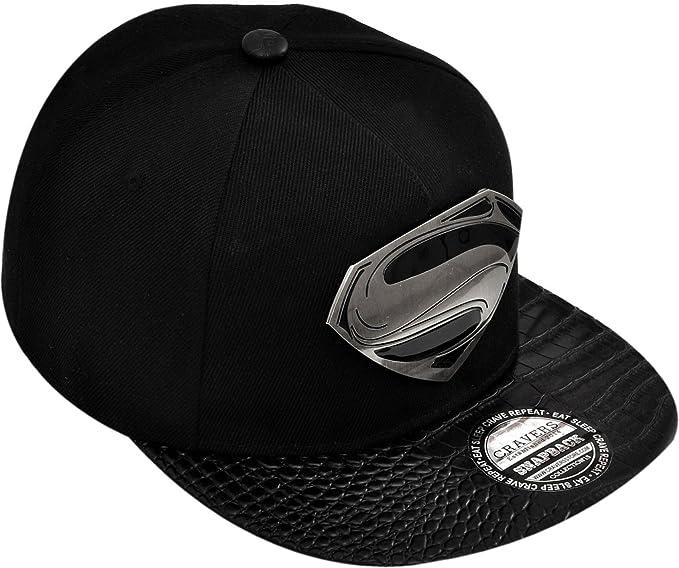 f6942fd8d74 Cravers Men s Baseball Cap (Sman-S14-Hl-01-01 Black Free Size ...