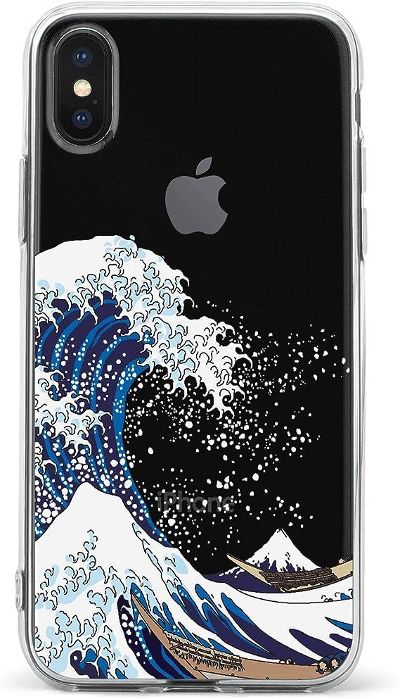 Funda de teléfono divertido toma eléctrica se ajusta iPhone Caja Del Teléfono