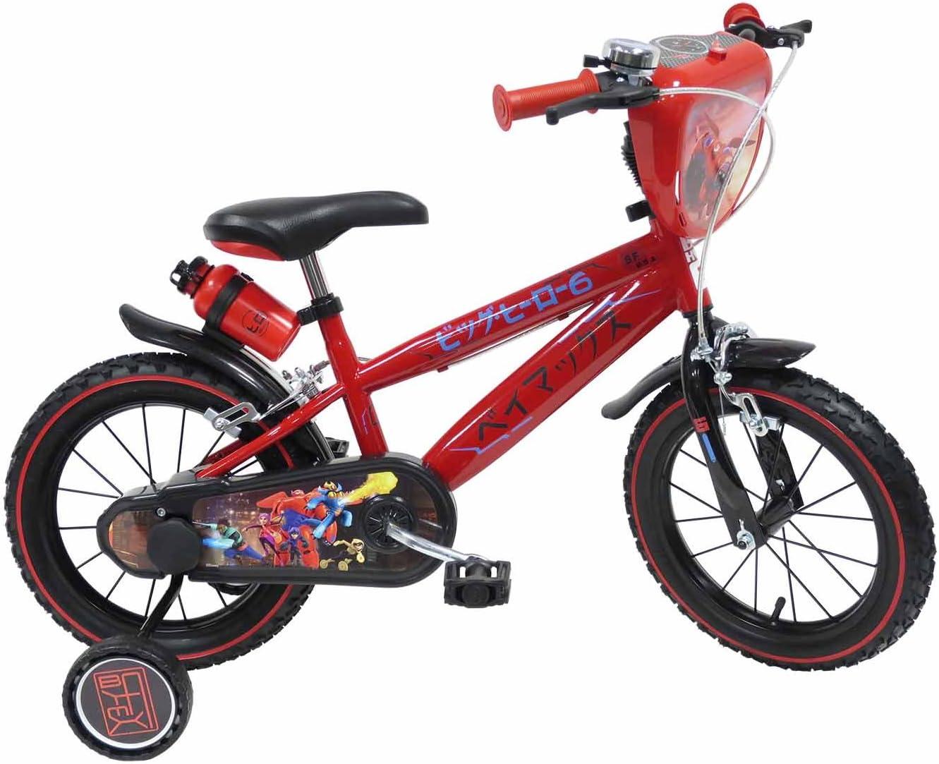 Denver 14 Disney Big Hero 6 Bike