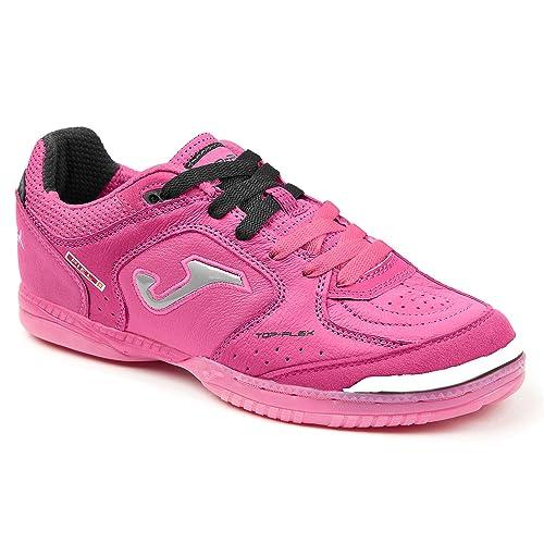Joma - FS JOMA Top Flex Lady SP 810 Hombre Color: Fucsia Talla: 37: Amazon.es: Zapatos y complementos