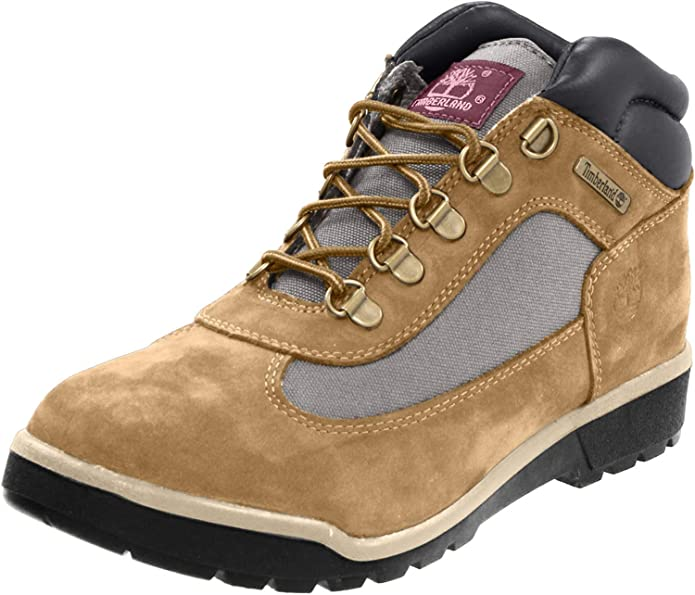 creativo césped Transición  Amazon.com   Timberland Field Lace-Up Boot (Toddler/Little Kid/Big Kid)    Boots
