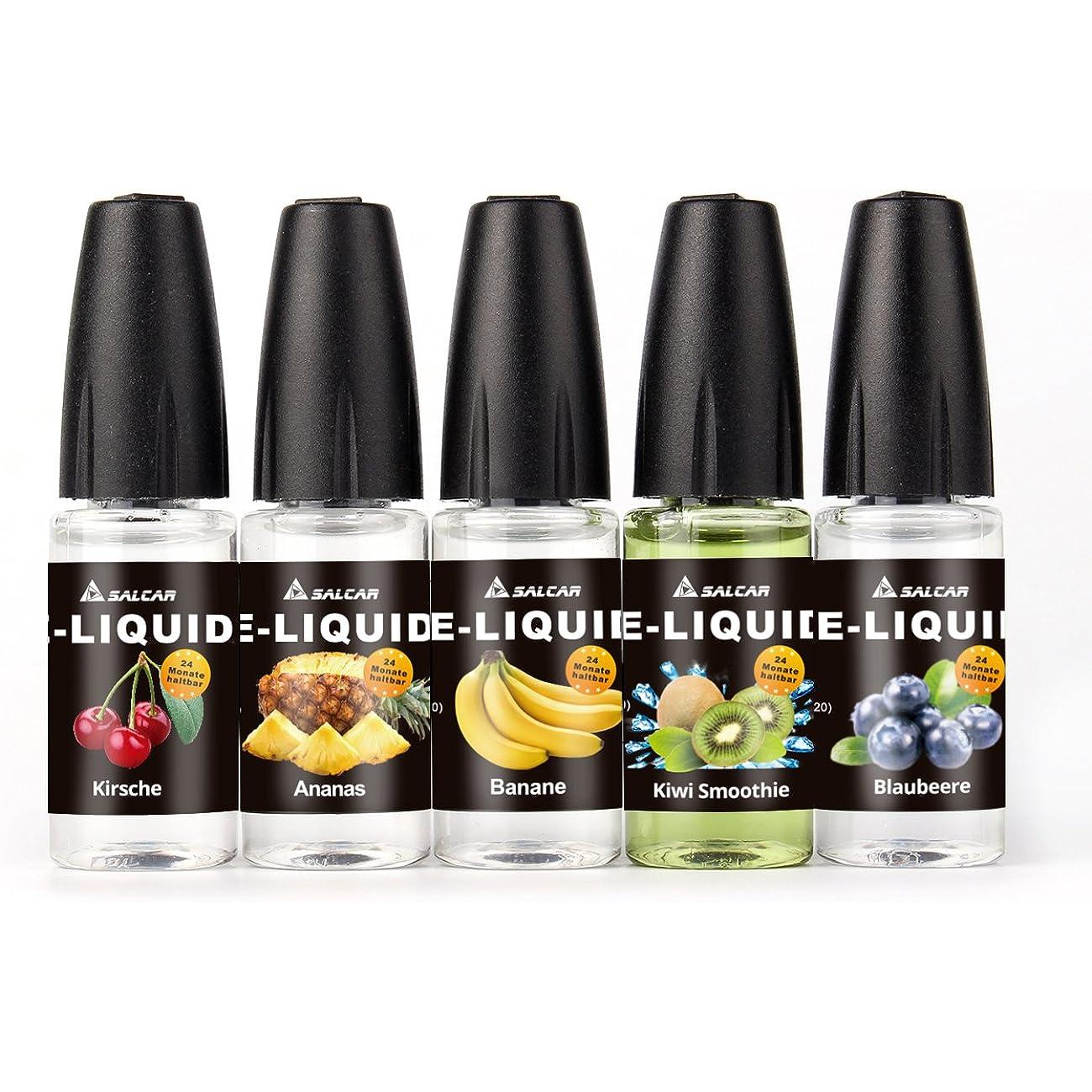 Für E-Zigaretten sind diverse Aromen erhältlich.
