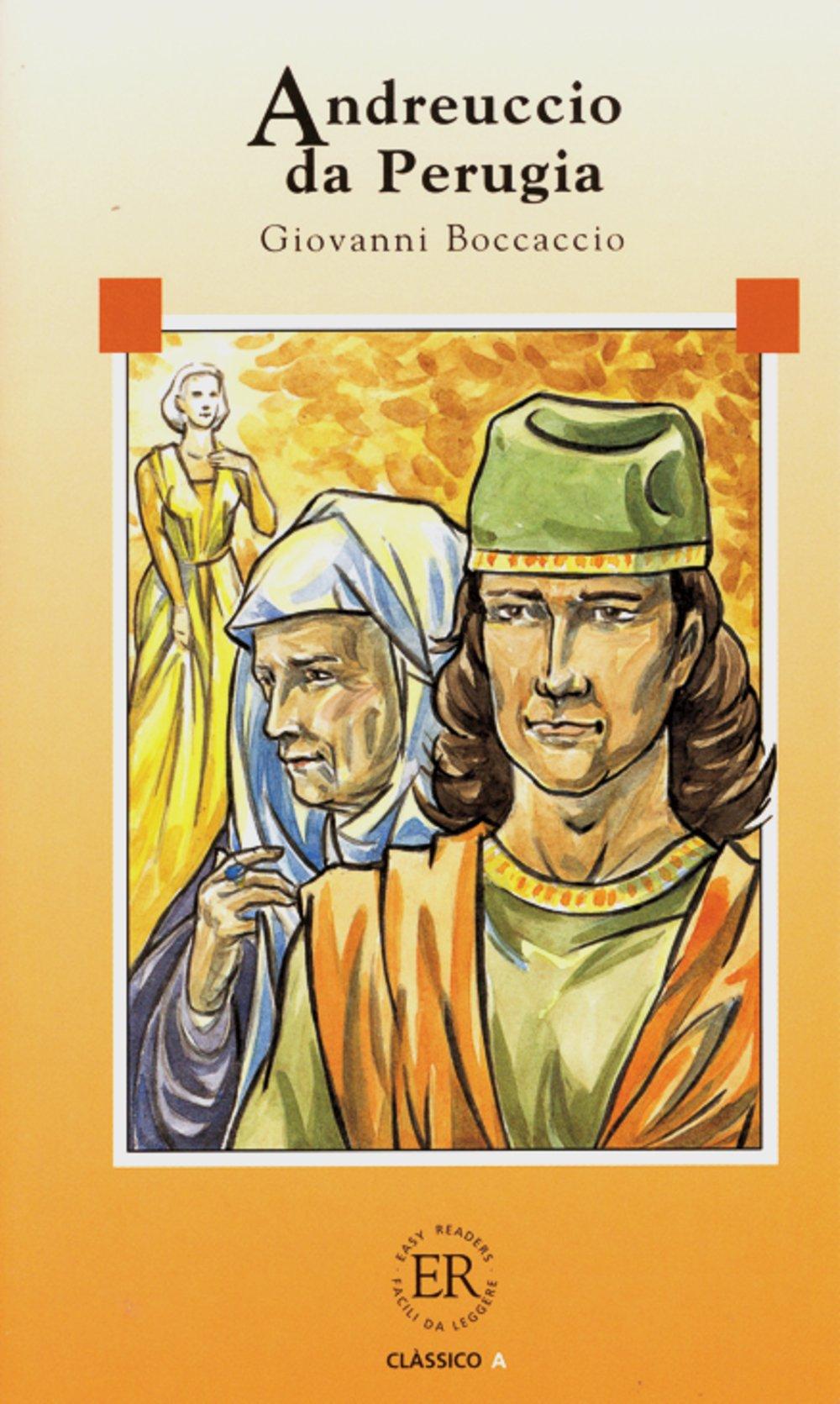 Andreuccio da Perugia: Novella dal Decamerone. Italienische Lektüre für das 1, 2, 3. Lernjahr (Easy Readers (Italienisch))