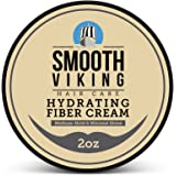 Hair Styling Fiber for Men – Best Pliable Molding Product with Medium Hold & Minimal Shine – For Modern Hairstyles – Thickens, Texturizes & Increases Fullness in Thinning Hair - 2 OZ – Smooth Viking