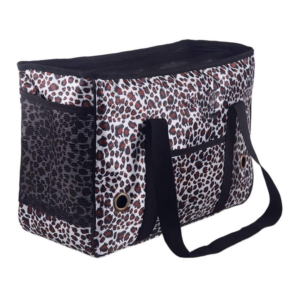 A 40X18X28CM A 40X18X28CM Xiao Jian- Pet Bag Dog Supplies Cat Backpack Pet Out Carrying Bag Teddy Dog Cat Bag Dog Handbag Pet bag (color   A, Size   40X18X28CM)