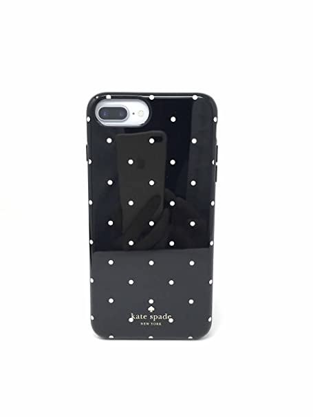 new products b278e a36b7 Amazon.com: Kate Spade New York Larabee Dot Protective Rubber Case ...