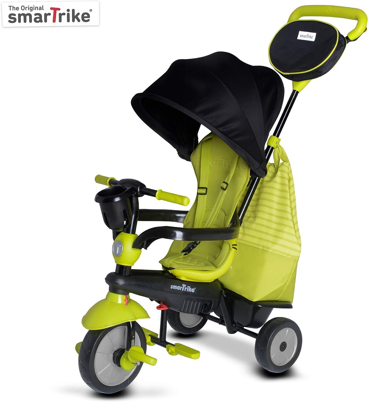 smartrike 650–09004en 1–Triciclo infantil, color verde , color/modelo surtido