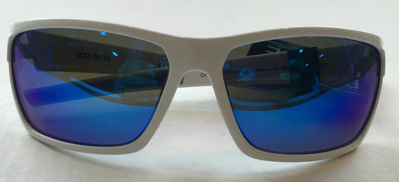 041adc5da00 Amazon.com  Body Glove Vapor 18 Smoke with Mirror Sunglasses