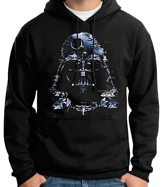 35mm - Camiseta Hombre Darth Vader Death Star-Star Wars