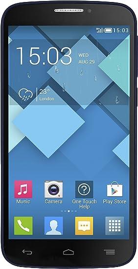 Alcatel Pop C7 - Smartphone libre Android (pantalla 5