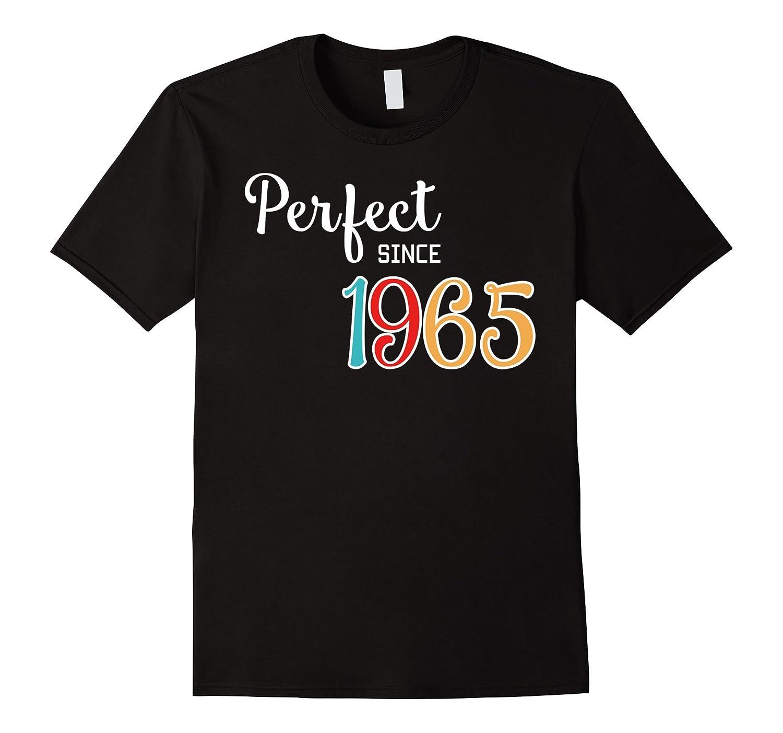 Happy 1965 Its My 52th Birthday Gift Ideas t shirt-Vaci